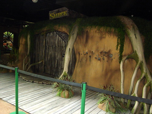 Shrek's House