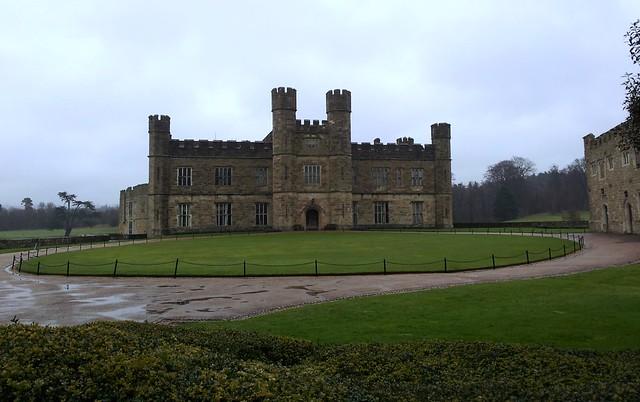 Leeds Castle-Kent, England