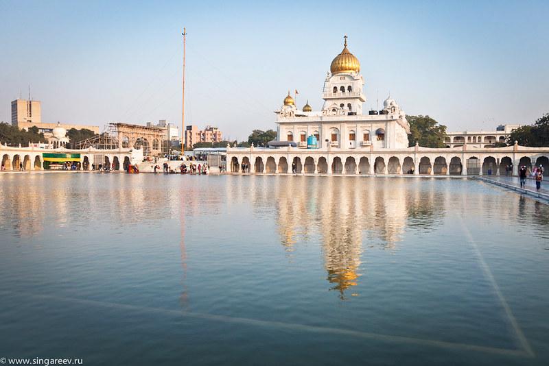 New-Delhi, gurudwara