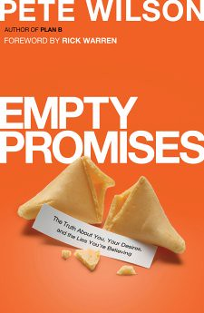 Empty Promises cover