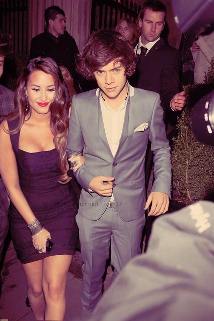 Demi & Harry