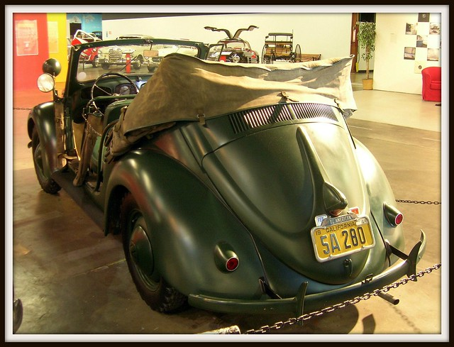 1949 Volkswagen Type 18a Police Car 3 For Sale At The