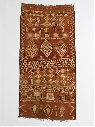 tapis d'Ahmar