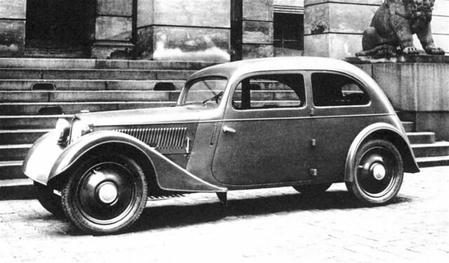 1934 Jawa 700