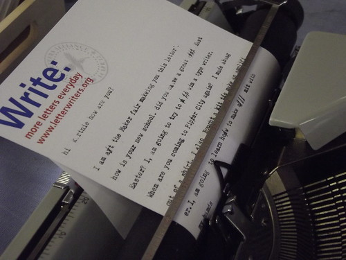maker faire letter