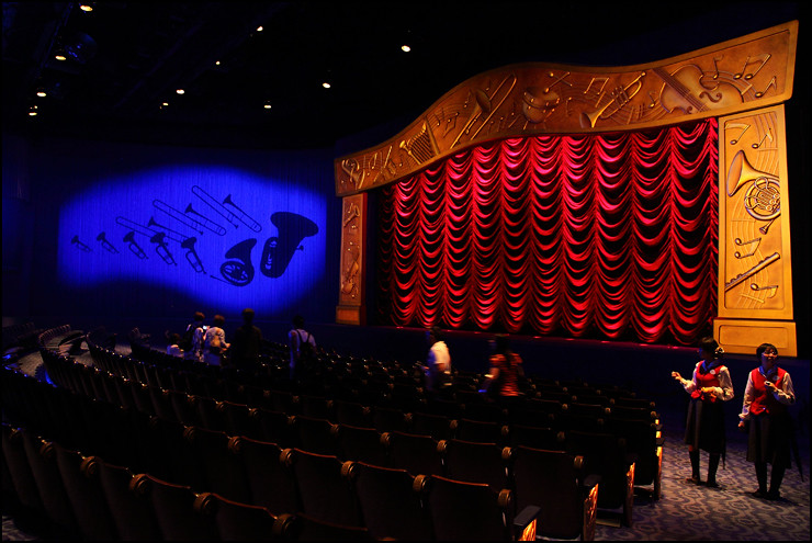 4D-theatre