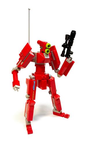 Lanky Bot