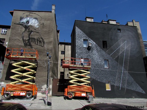 Roa + Tellas + Moneyless - work in  progress