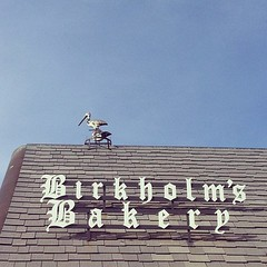 Birkholm's Bakery #solvang #instagram #iphone