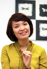 Bà Nguyễn Thị Việt Thanh