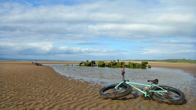 Pugsleys at Aberlady Bay