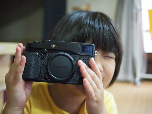 Review : X-Pro1 ~ このファインダーは凄い
