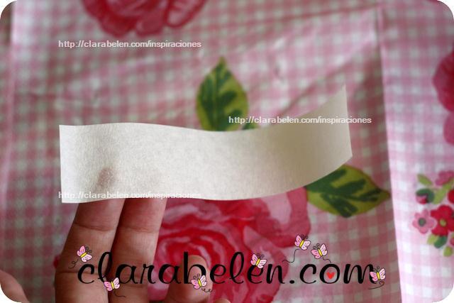 Inspiraciones manualidades y reciclaje rosas f ciles - Como doblar camisetas para que no se arruguen ...