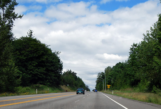 SR 204 west of Lake Stevens