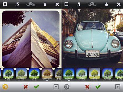 Aplikasi olah foto yang paling tersohor saat ini adalah Instagram ...