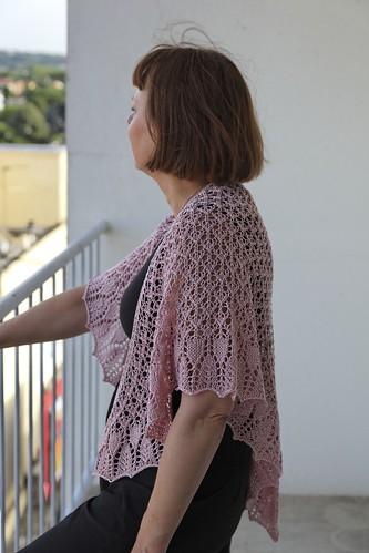 Undine shawl