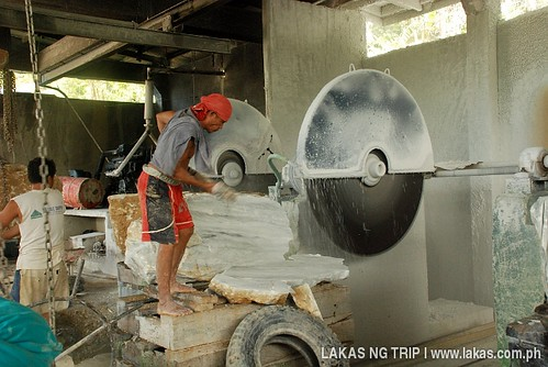 Marble Factory in Romblon Island, Romblon