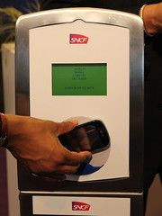 Validation NFC SNCF
