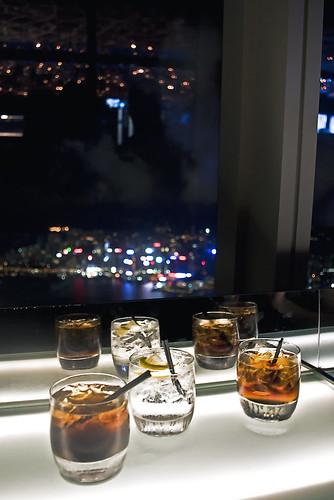 Bar de copas más alto del mundo
