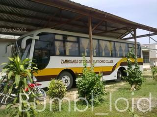 ZCSPC SCHOOL BUS 3 (Hino RK1JMT)