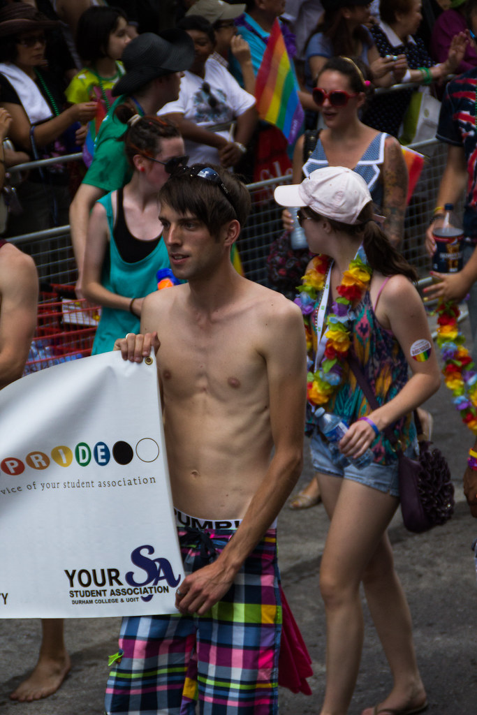 Pride Toronto 2012 - Parade-253