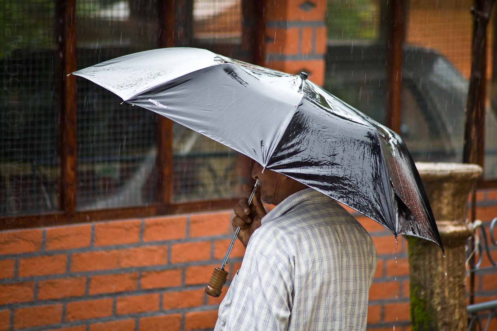 Rains at Parra