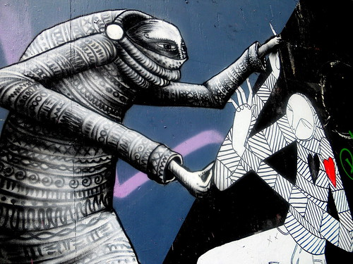 Phlegm & Know Hope close-up
