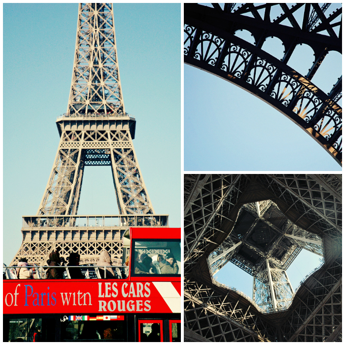 PicMonkey Collage Torre Eiffel Paris