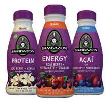 $1.50/2 Sambazon Organic Juices