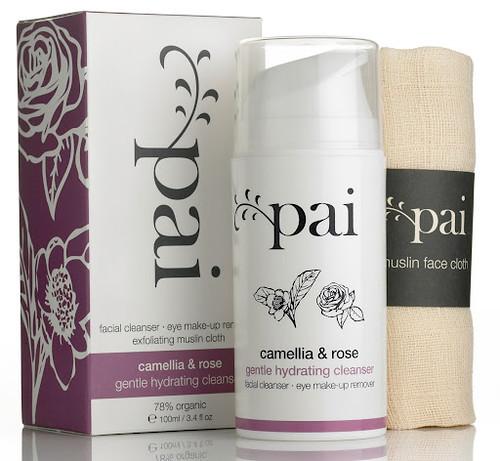 pai skincare camellia & rose cleanser
