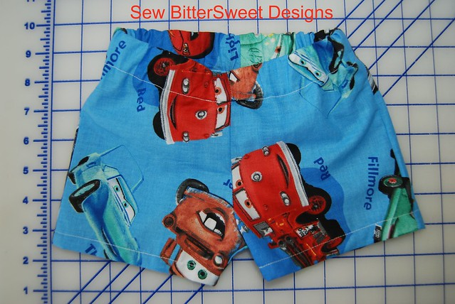 Size 12 Month Shorts