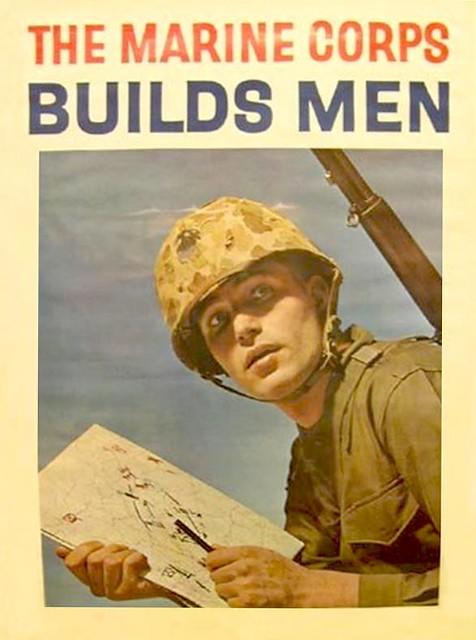 Vintage Sunday (Marine Corps Builds Men)   Flickr - Photo Sharing!