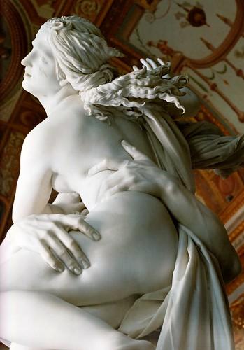 Galleria Borghese, Gian Lorenzo Bernini, Pluto und Proserpina by HEN-Magonza