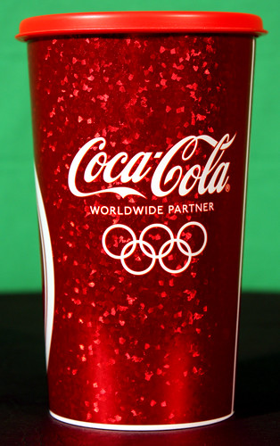 2012 Coca-Cola Mark side 1 London Olympics Brazil by roitberg