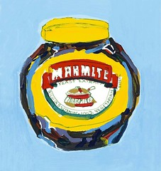 colours of marmite - SOLD