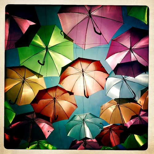 summer umbrellas | iPhone