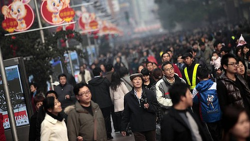Китайцы догнали европейцев по уровню