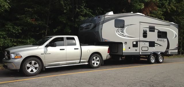 Trailer Life Magazine Open Roads Forum Post A Pic Of Your 1 2 Ton Truck And Fifth Wheel