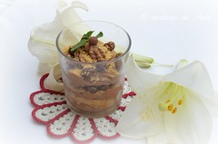 MOUSSE DE CHOCOLATE CON GALLETAS
