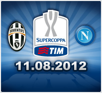 SUPERCOPPA TIM 2012