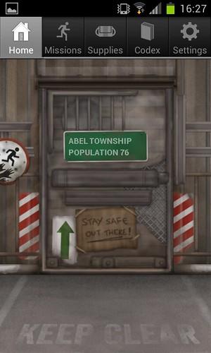 Screenshot - Eingang zu Abel