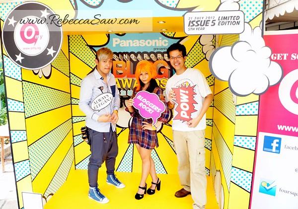 singapore blog awards 2012 - Singapore Flyer (1)