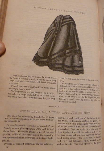Godey's Lady's Book, January 1853 3