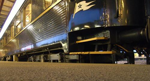 Blå Tåget
