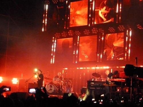 Radiohead @ Nangang Exhibition Centre, Taipei 25.07.2012