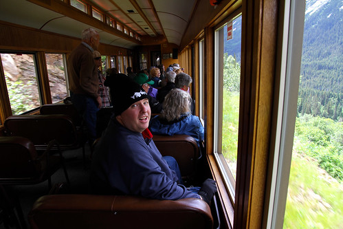 White Pass Railroad - Mike Is Awake