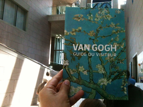 Van Gogh: Up Close. An Exhibition at The National Gallery Of Canada (Ottawa. 2012)
