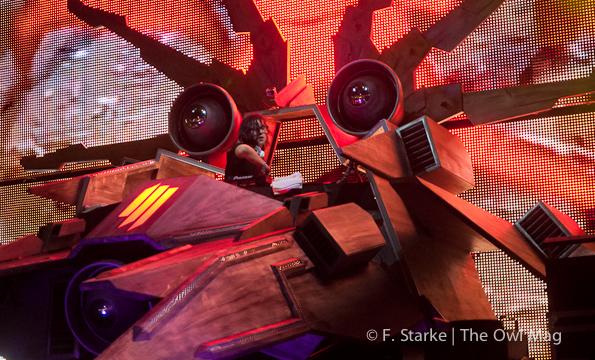 Skrillex @ HARD Summer Music Festival LA 2012