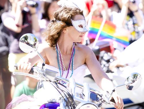2012 GAY PRIDE PARADE VANCOUVER B.C. CANADA