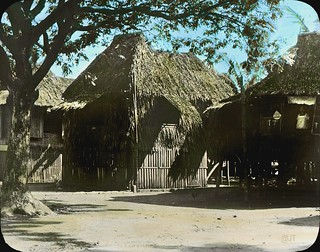 Filipino homes, Philippines early 20th Century 1
